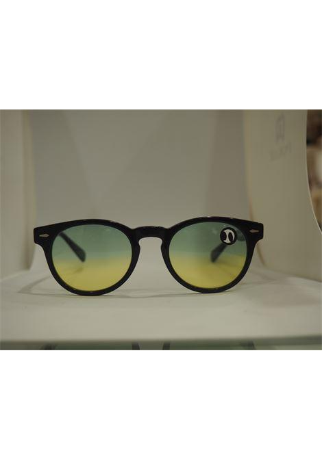 Anna Maria Brunelli bicolour lens sunglasses Anna maria brunelli | Occhiali | LENTEVERDE GIALLO