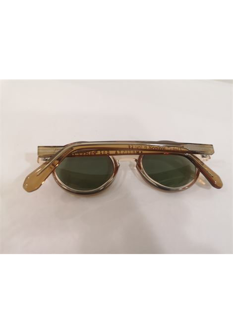 Aru Eyewear round yellow green sunglasses Aru eyewear | Sunglasses  | AMETISTABLU