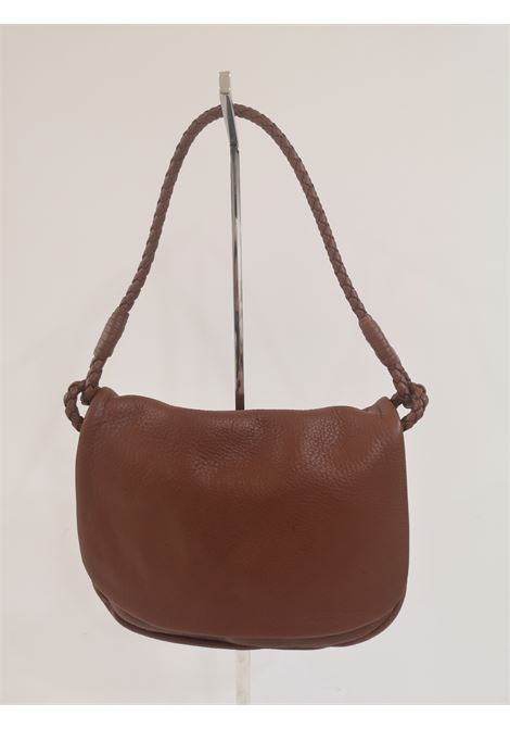 Bottega Veneta brown leather shoulder bag Bottega Veneta | Borsa | AT020XSF35FDV0PELLE