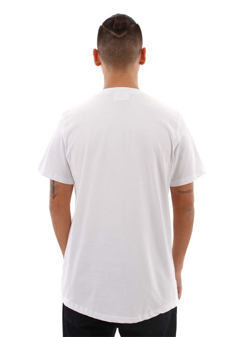 Butnot Passion cotton T-shirt BUTNOT | T-Shirt | U901-97BIANCO NERO