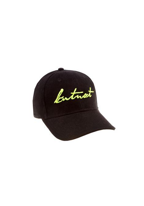 Butnot Black hat BUTNOT | Hat | U906-5NERO GIALLO
