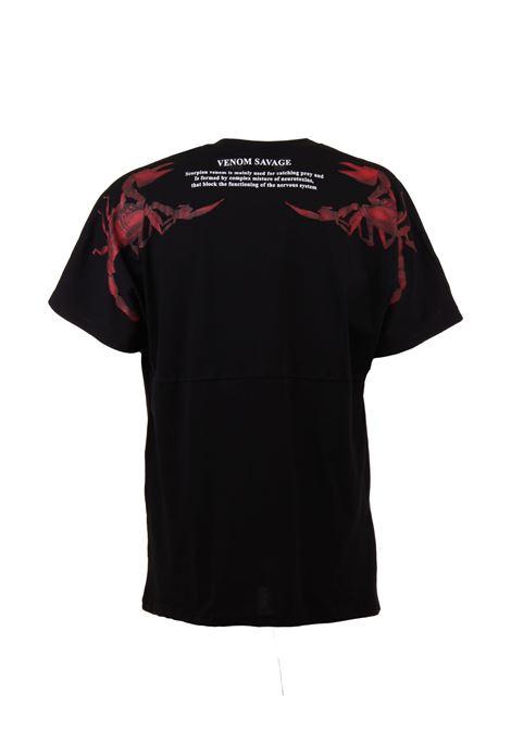 Butnot Scorpion T-shirt BUTNOT | T-Shirt | U9415-99NERO
