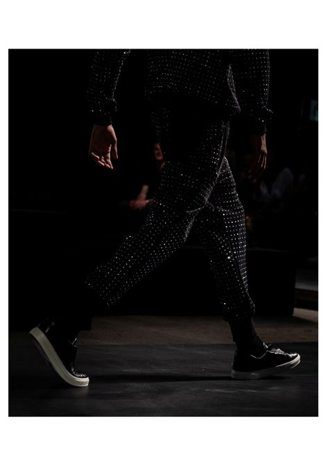 Butnot Black swarovski pants Butnot | Pantalone | U9427UNICO