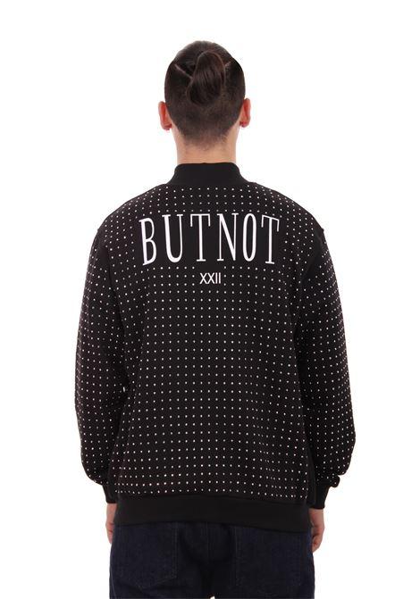 Butnot black swarovski jacket Butnot | Jackets | U9428UNICO