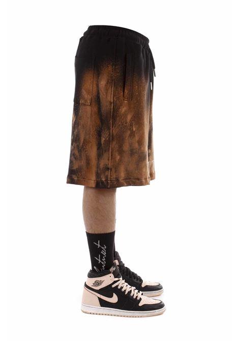 Butnot Cotton Sand Bermuda Shorts BUTNOT | Shorts | U9431UNICO