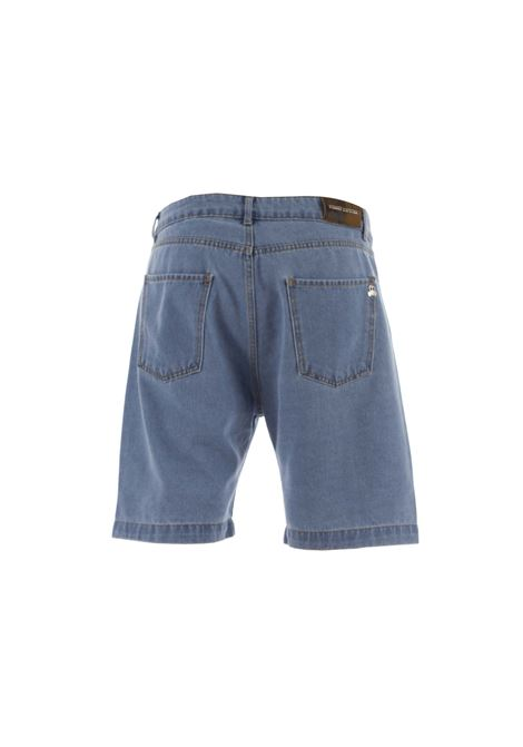 Butnot Denim Bermuda Shorts  BUTNOT | Shorts | U9453UNICO