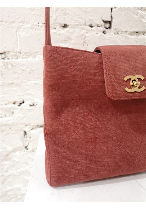 CHANEL | Bag | AT020EC90GBBFDBURGUNDY