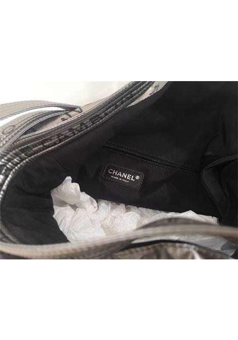 Chanel silver Rue de Cambon shoulder bag Chanel | Borsa | AT020XS12ECXS0ARGENTO