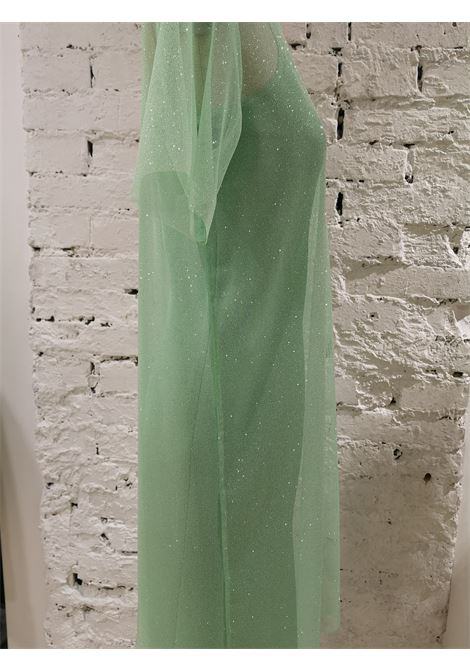 Chelidonia green glitter dress Chelidonia | Dresses | DENISE LUCIAMENTA