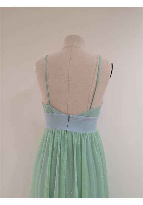 Chelidonia green glitter long dress Chelidonia | Skirts | MARIAMENTA