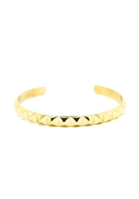 Chevalier Project Gold bangle Chevalier Project | Bracciale | K114GOLD BANGLE