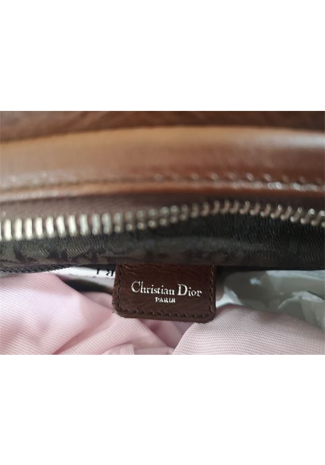Christian Dior handle bag  Christian Dior | Bags | AT020XS25FVCS0MARRONE