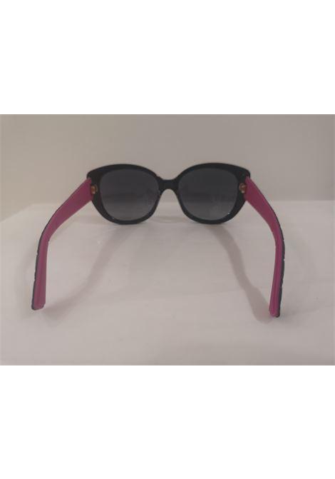 Christian Dior Black Fucsia Sunglasses CHRISTIAN DIOR   Sunglasses    NM02090XS0XSS-