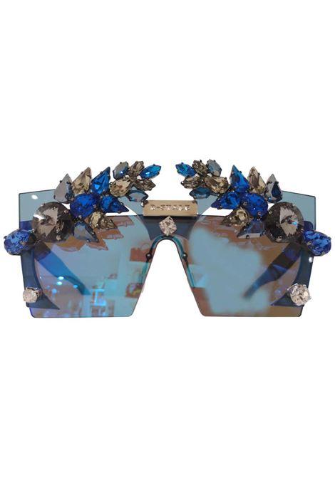 D Style blue swarovski sunglasses D style   Sunglasses    BLUE SWAROVSKI-