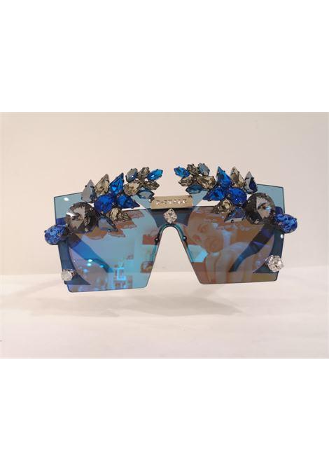 D Style blue swarovski sunglasses D style | Occhiali | BLUE SWAROVSKI-