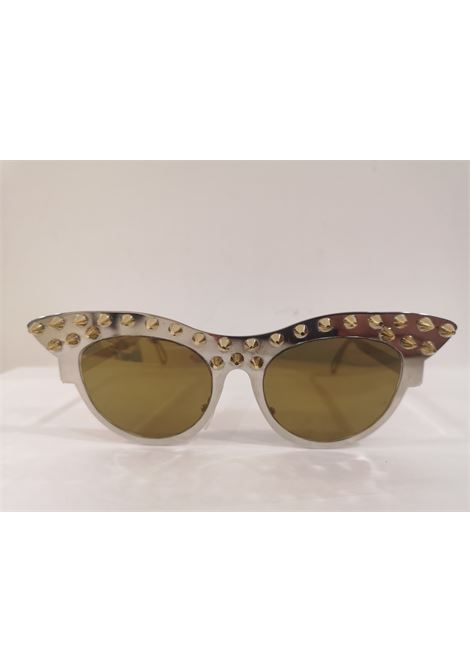 D Style gold plate with studs sunglasses D style | Sunglasses  | ORO BORCHIEBORCHIE