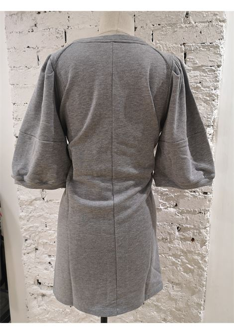 Gli Psicopatici Grey Rimini long Dress / Sweater Gli Psicopatici | Felpa | FELPAGRIGIA