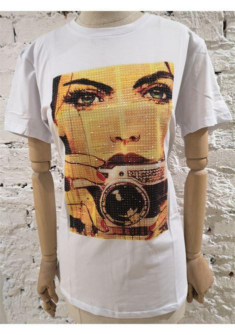 Gli Psicopatici photographer cotton shirt Gli Psicopatici | Maglia | TSHIRTFOTOGRAFA