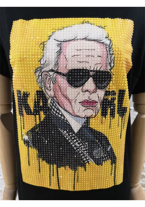 Gli Psicopatici Karl cotton shirt Gli Psicopatici | T-Shirts | TSHIRTKARL L