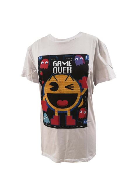 Gli Psicopatici Pac-man cotton shirt Gli Psicopatici | Maglia | TSHIRTPAC MAN