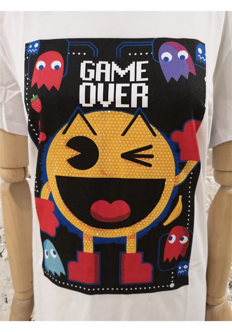 Gli Psicopatici Pac-man cotton shirt Gli Psicopatici | T-Shirts | TSHIRTPAC MAN