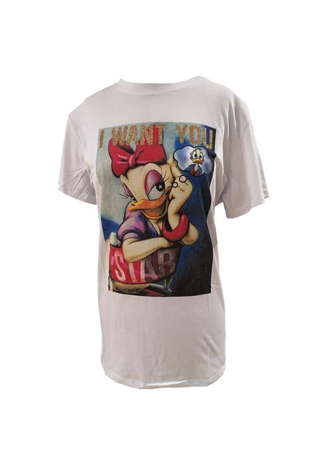 Gli Psicopatici Daisy cotton shirt Gli Psicopatici | T-Shirts | TSHIRTPAPERINA