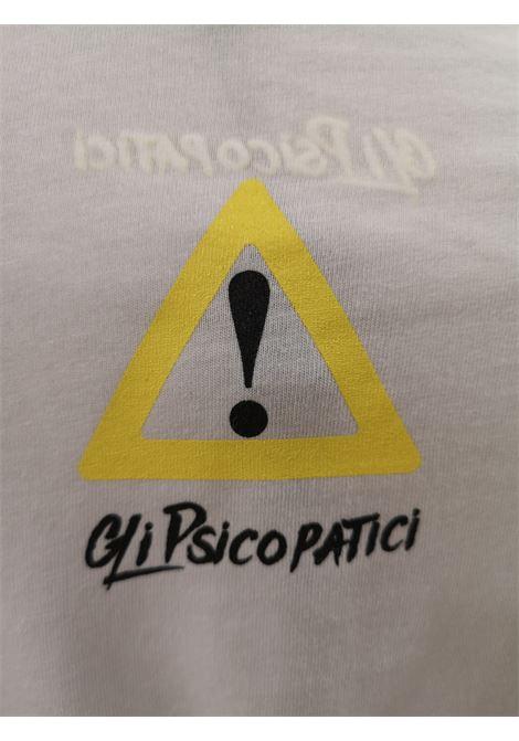 Gli Psicopatici Daisy cotton shirt Gli Psicopatici | Maglia | TSHIRTPAPERINA