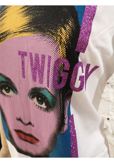 Gli Psicopatici Twiggy cotton shirt Gli Psicopatici | T-Shirts | TSHIRTTWIGGY