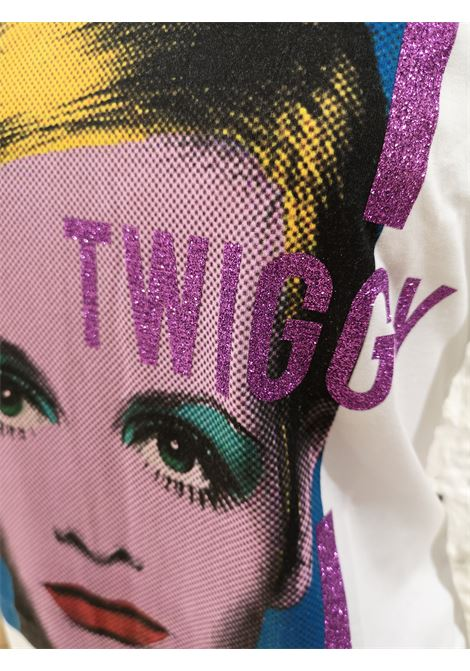 Gli Psicopatici Twiggy cotton shirt Gli Psicopatici | Maglia | TSHIRTTWIGGY