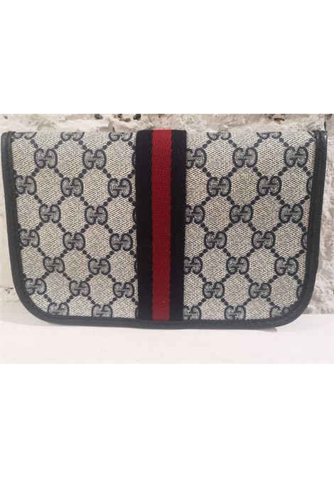 Gucci GG blu passport case Gucci | Accessories | AT020XS18FV0EBLU