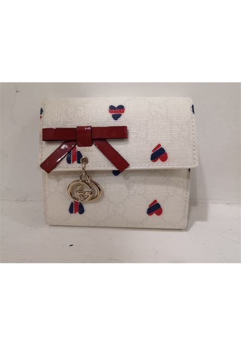 Gucci white heart wallet NWOT Gucci | Wallets | WALLETPELLE