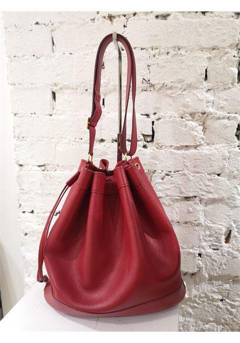 Hermes red satchel bag Hermes | Borsa | AT020XS125ECS0ROSSO