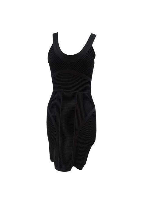 Herve Leger Black Dress Herve Leger | Dresses | DUC020180SCDMILLERIGHE