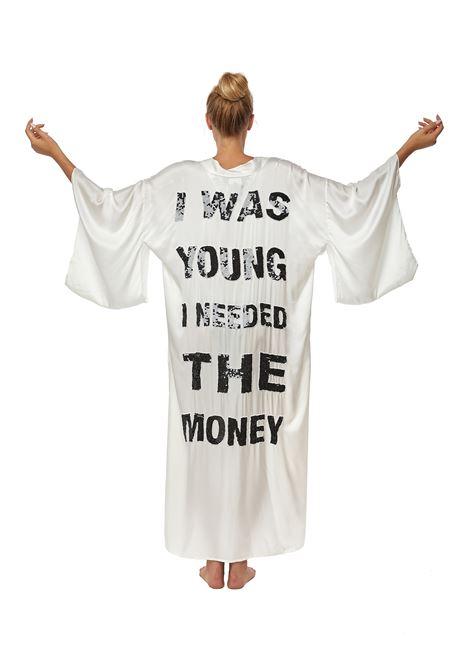 House of Muamua | Kimono | I WAS YOUNGBIANCO