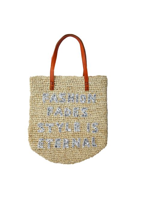 House of Muamua | Bag | RAFFIA MARKET BAGFASHION