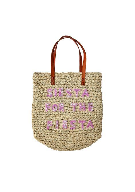 House of Muamua | Bags | RAFFIA MARKET BAGSIESTA