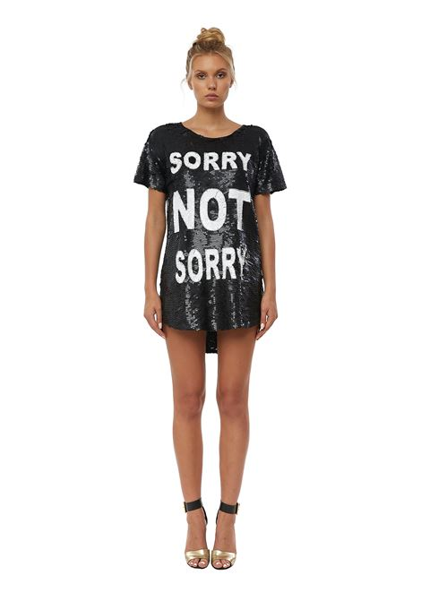 Sorry not Sorry black sequins dress House of Muamua | Dresses | SORRYNERO