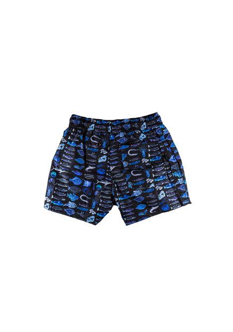 Islang blue beachwear Islang | Costume | M0108-