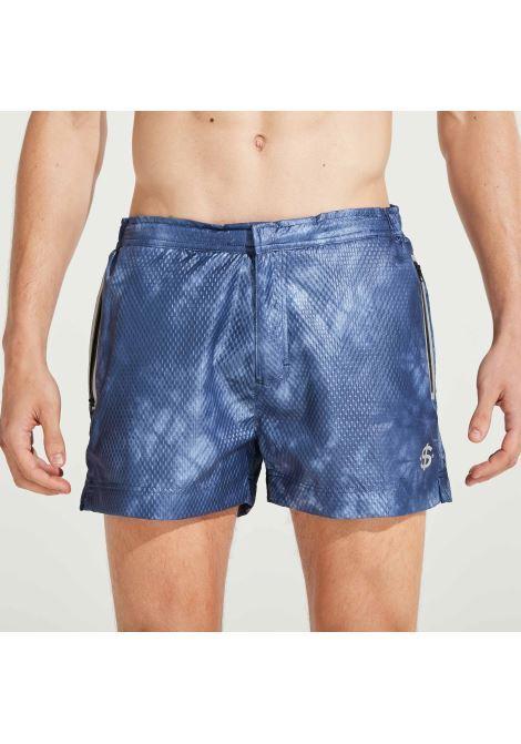 Islang blue beachwear Islang | Costume | M0319-