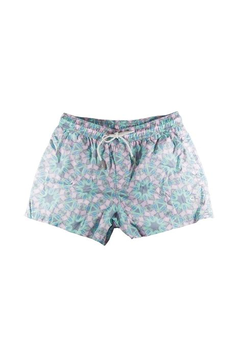 Islang multicoloured beachwear Islang | Beachwears | M0321-