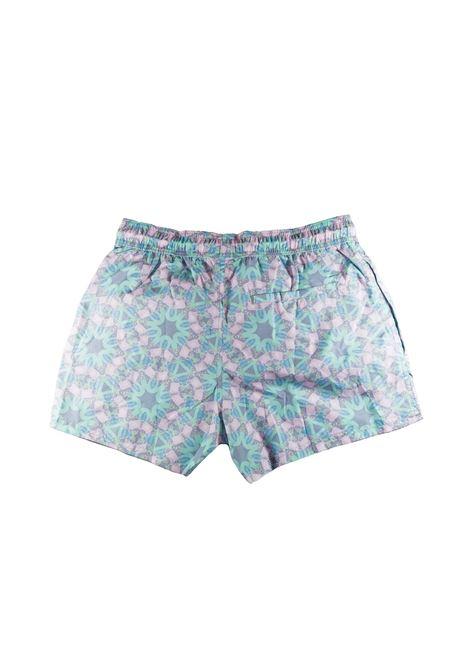 Islang multicoloured beachwear Islang | Costume | M0321-