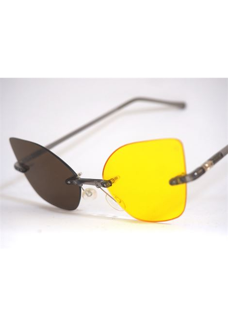 Kommafa Unique sunglasses kommafa | Sunglasses  | BICOLORGIALLO MARRONE