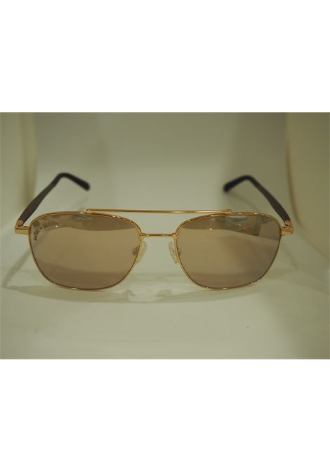 Kommafa light brown lens sunglasses Kommafa | Occhiali | COLORATIMARRONE