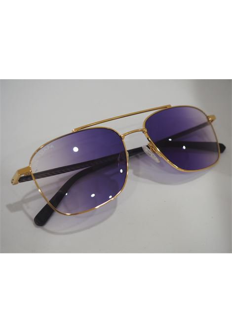 Kommafa purple lens sunglasses kommafa | Sunglasses  | COLORATIVIOLA