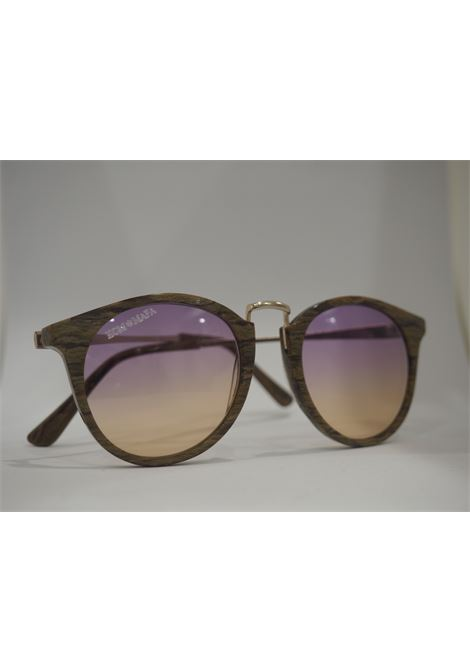 Kommafa wood sunglasses kommafa | Sunglasses  | LEGNOMULTI
