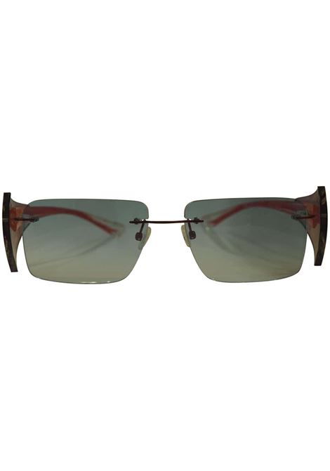 Kommafa multicoloured sunglasses Kommafa | Sunglasses  | LENTE LATERALEBLU