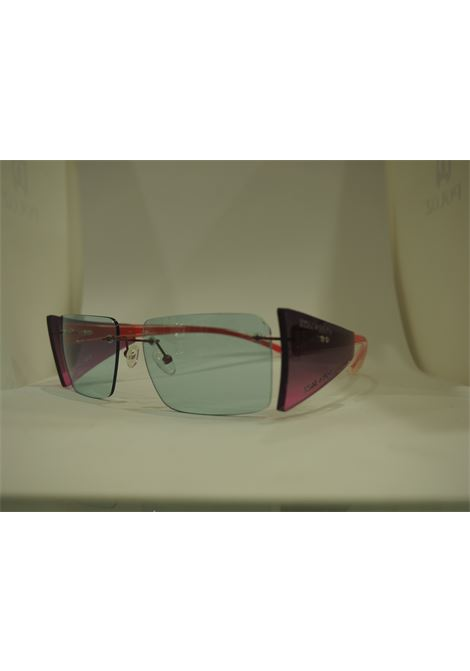 Kommafa multicoloured sunglasses Kommafa | Occhiali | LENTE LATERALEBLU