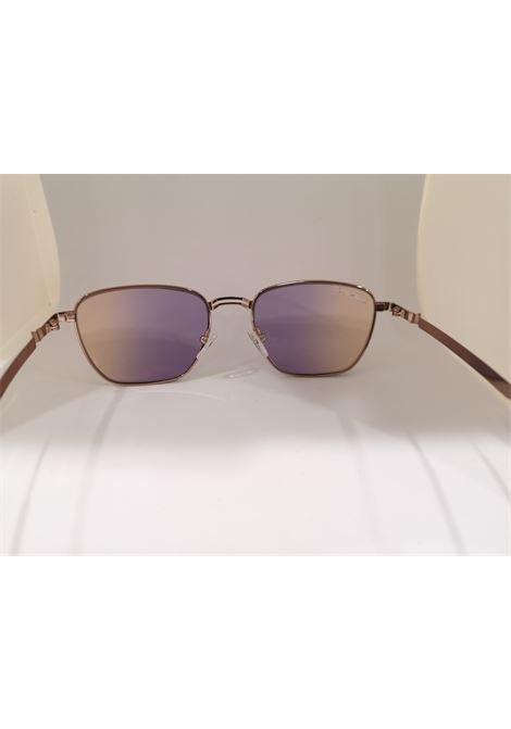 Kommafa purple yellow lens sunglasses Kommafa | Sunglasses  | NORMALIVIOLA