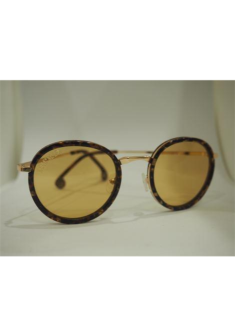 Kommafa orange tortoise sunglasses kommafa   Sunglasses    TORTOISEARANCIO TONDO