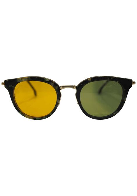 Kommafa yellow green tortoise sunglasses kommafa | Sunglasses  | TORTOISEBICOLOR